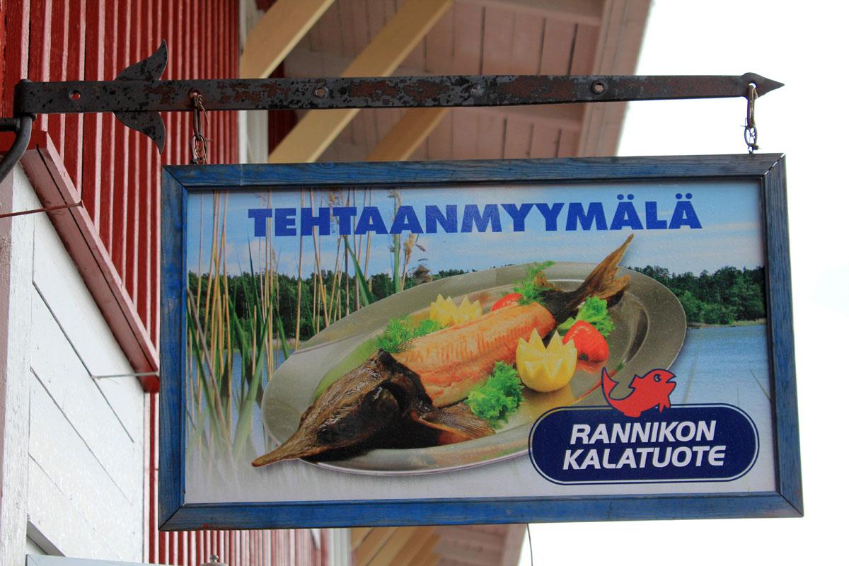 Kalakauppa Rauma